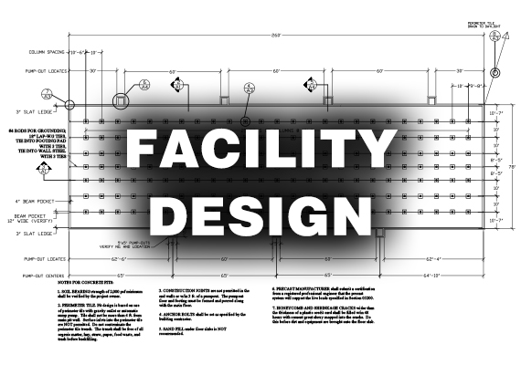 Preparation of construction plans and specifications, consulting with ventilation designers/equipment suppliers to consulting on remodeling or upgrading existing facilities to meet the regulations.